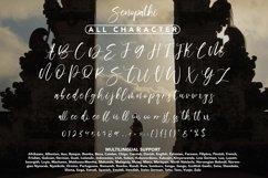 Senopathi - Signature Font Product Image 3