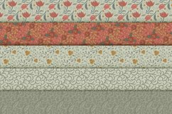 Floral seamless pattern. Swatches in eps 10, ai Product Image 3