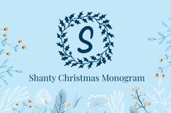 Shanty Christmas Monogram Product Image 1