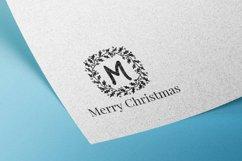Shanty Christmas Monogram Product Image 3