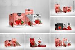 Retail Shelf Box 21 Packaging Mockup Product Image 3