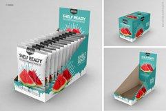 Retail Shelf Box 21 Packaging Mockup Product Image 5