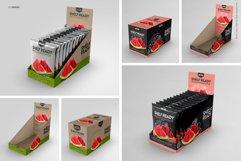 Retail Shelf Box 21 Packaging Mockup Product Image 6