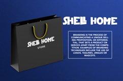Shellby - Modern Sans Serif Font Product Image 5