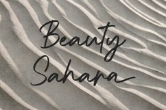 Shenisi - Beauty Calligraphy Font Product Image 3
