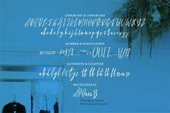 Web Font Shephard - A Stylish Signature Font Product Image 5