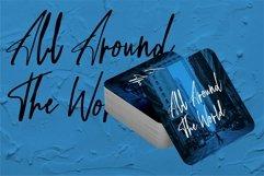 Web Font Shephard - A Stylish Signature Font Product Image 6