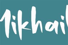 Sherlock - A Handwritten Font Product Image 2