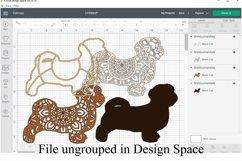 Dog Mandala Bundle Volume 4 - Five Different Breeds Product Image 5