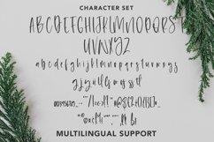 Web Font Shirttail - Handwritten Font Product Image 4