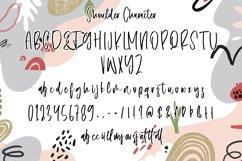 Shoulder - Fun Script Font Product Image 2
