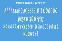 Web Font Showcase - Beauty Handwritten Font Product Image 4