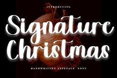 Signature Christmas Product Image 1