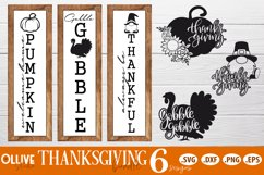Thanksgiving Bundle Signs SVG   Thanksgiving SVG Product Image 1