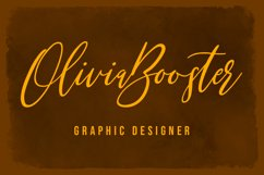 Silvia Norlin Beauty Signature Script Font Product Image 5