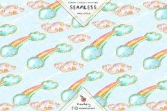 Seamless Rainbow Pattern SP081 Product Image 2