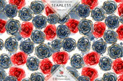 Rose - Floral Seamless Pattern SP001 Product Image 2