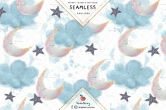 Twinkle Baby Seamless Pattern SP131 Product Image 2