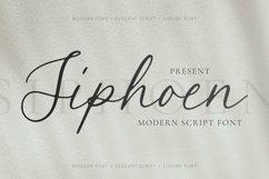 Web Font Siphoen Font Product Image 1