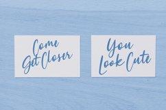 Sisterhood Script Font Product Image 5