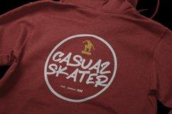 Skater Pack - Brush Font - Handletter Graffiti Font Product Image 5