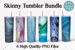 Sublimation Tumbler Mega Bundle - Colorful Fluid Art Product Image 5