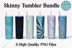 Sublimation Tumbler Mega Bundle - Colorful Fluid Art Product Image 3