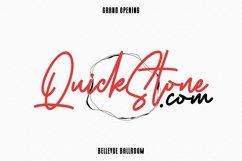 Skisterstones Signature Script Font Product Image 3