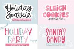 JOLLY CHRISTMAS FONT BUNDLE - Blush Font Co. Product Image 2