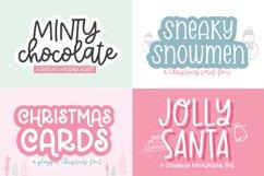 JOLLY CHRISTMAS FONT BUNDLE - Blush Font Co. Product Image 3