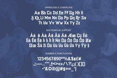 Web Font Slade Font Product Image 4