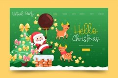 Web Font Sleigh Bells - Christmast Font Product Image 5