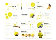 Creativeearn Power Point Template Product Image 2