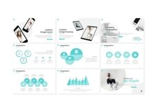 Creative Insight Power Point Template Product Image 3