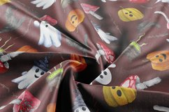 Halloween seamless pattern collection. Trick or treat print. Product Image 2
