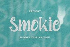 Web Font Smokie Font Product Image 1