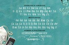 Web Font Smokie Font Product Image 5