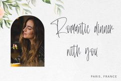Smooth Butter - Beauty Calligraphy Font Product Image 6