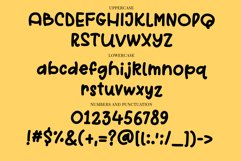 Sold out - a quirky handwritten font Product Image 4