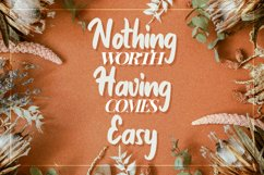Somebody - Bold Script Font Product Image 6