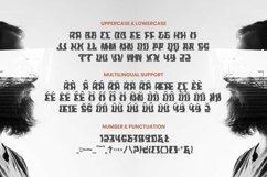 Web Font Sonodin Product Image 2