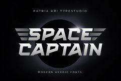 Space Captain Product Image 1