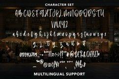 Web Font Spaghetti - Beauty Handwritten Font Product Image 5