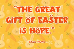 Special Carrot - Easter Display Font Product Image 6