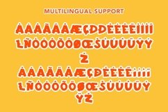 Web Font Special Carrot - Easter Display Font Product Image 5