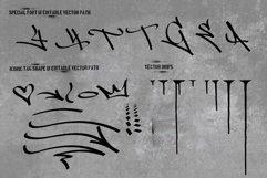Graffiti Font   Street Tag Vol1 Product Image 5