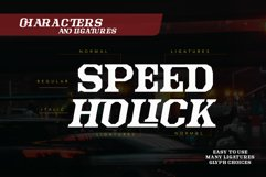 Speed Holick Product Image 3