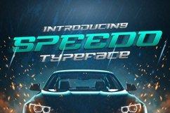 Web Font Speedo Product Image 1