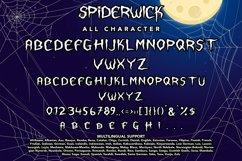 Spiderwick - Halloween Display Font Product Image 5