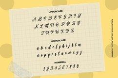 Web Font Spiluna Font Product Image 5